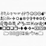 Leer Noticia - En los años 90 Microsoft tenía sus propios emojis: así surgió la tipografía Wingdings