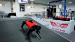 Leer Noticia - China crea con ayuda del 5G un perro robot que imita los hábitos de uno real y sería el más rápido del mercado
