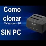 Leer Noticia - Cómo clonar Windows 10 sin PC