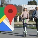 Leer Noticia - Google Maps ahora te pone más fácil saber cuánto tardas en ir en patinete