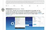Leer Noticia - O2 (Movistar) vulnera el RGPD y me censura en Twitter por denunciarlo