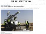 Leer Noticia - Sobre 5G y sostenibilidad, en The Wall Street Journal